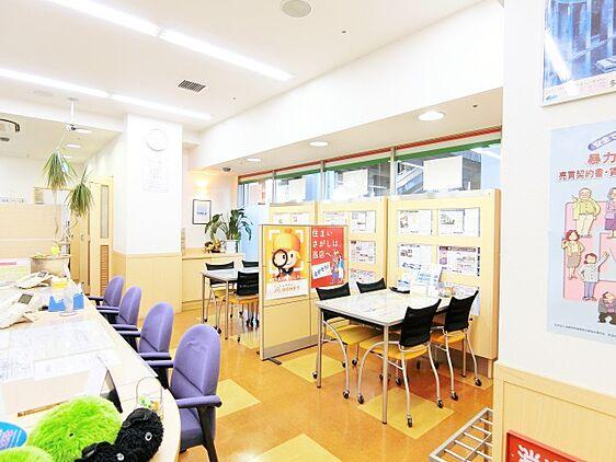 京王不動産株式会社 多摩センター営業所